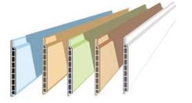 Пластиковые отделочные панели VOX