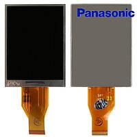 Дисплей (LCD) для цифрового фотоаппарата Panasonic DMC F4, оригинал