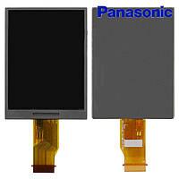 Дисплей (экран, матрица) для цифрового фотоаппарата Panasonic LS5, оригинал