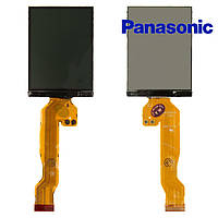 Дисплей (экран) для цифрового фотоаппарата Panasonic DMC F2, FS42, оригинал