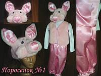 Детский карнавальный костюм Поросенка.