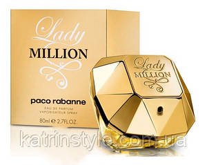 "Женские духи ""Paco Rabanne Lady Million"" (80 мл)"