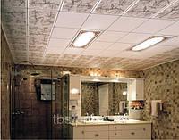Алюминиевый подвесной потолок, фото 1