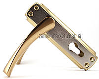 Дверные межкомнатные ручки Ozkanlar SERCE A/S 62mm C