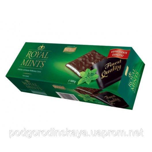 Черный шоколад Royal mints , 200 гр