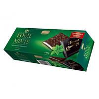 Черный шоколад Royal mints , 300 гр