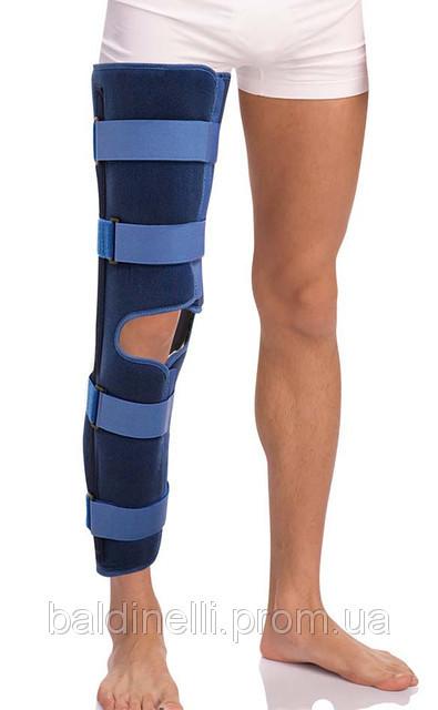 Бандаж для полной фиксации коленного сустава артрозо-артрит мелких суставов