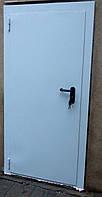 Двери противопожарные однопольные и двупольные