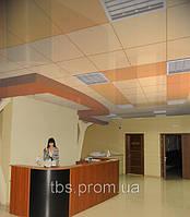 Навесные алюминиевые потолки