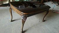 Журнальный столик в стиле бароко