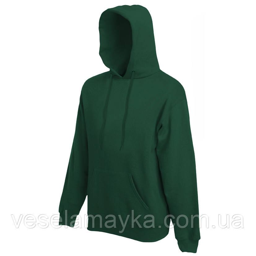 b146e8aa Темно-зеленая толстовка с капюшоном., цена 439 грн., купить в Киеве ...