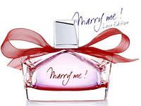 Женская парфюмированная вода Marry Me Love Lanvin
