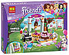 Конструктор Bela  Friends ( аналог Lego 41110) День рожденья 192 дет.