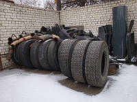 Резина на Renault magnum