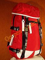 Рюкзак туристический городской спортивный FANG DONG 9000 красный, фото 1
