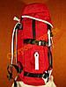 Рюкзак туристичний міський спортивний DONG FANG 9000 червоний, фото 3