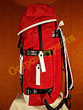 Рюкзак туристический городской спортивный FANG DONG 9000 красный, фото 4