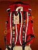 Рюкзак туристичний міський спортивний DONG FANG 9000 червоний, фото 5