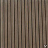 Поликарбонат 8мм(2,10х6м) ROYALPLAST бронза