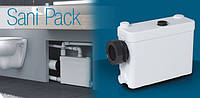 SaniPack насос - установка для оборудования туалетной комнаты.