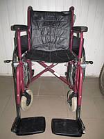 Инвалидная коляска для взрослых MEYRA  б/у  ширина сиденья  42 см