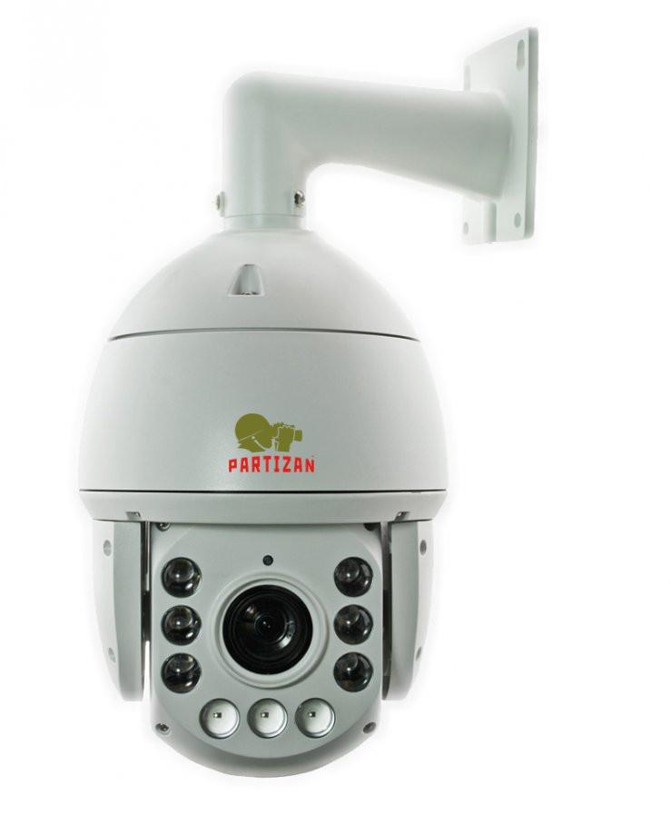Уличная роботизированная камера Partizan IPS-220X-IR v1.0
