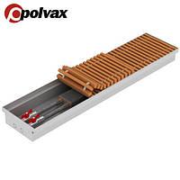 Внутрипольный конвектор POLVAX КЕ.
