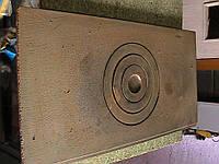 Плита чугунная однокомфорочная 320*620