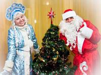 Дед Мороз на дом Харьков