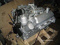 Двигатель ЯМЗ-236Д-1000186 (Т-150) 175 л.с