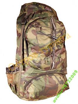 Рюкзак туристический KBN 635 75 литров Камуфляжный