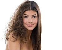 Выпрямление вьющих волос
