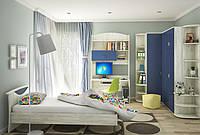 Модульная мебель для детской комнаты «Домино №3»