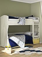 Кровать двухъярусная  «Домино»