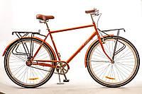 Велосипед дорожный на стальной  раме Comfort  Male 28 2018