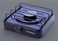 Газовая плита настольная одноконфорочная ЭЛНА ПГ1 -Н без крышки DI