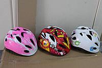Шлем защитный PICO красный