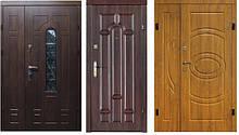 Двери входные в частный дом .
