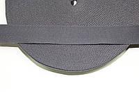 ТЖ 25мм репс (50м) т.серый , фото 1