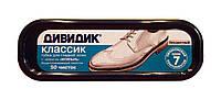 Губка Дивидик Классик для гладкой кожи бесцветная - 1 шт.