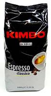 Кофе в зернах Kimbo  Espresso Classic, 1 кг