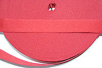 ТЖ 25мм репс (50м) красный , фото 1