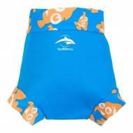 Неопреновые плавки-подгузники для малышей Konfidence NeoNappy рыбка-клоун