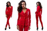 Женский стильный костюм 2- ка Яркий р. S.M.L