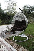 Кресло кокон, кресло качель на веранду, садовые подвесные кресла, фото 1