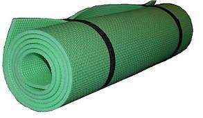 Каремат Optima Light 8 (зелёный) 1800*600*8, пл. 33 кг/куб.м