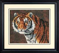 "03236 ""Тигр"" набор для вышивания DIMENSIONS"