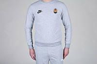 Спортивный костюм Nike-Shakhter, Шахтер Донецк, Найк, серый, ф792