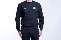 Спортивный костюм Nike-Dnepr, Днепр, Найк, черный, ф795
