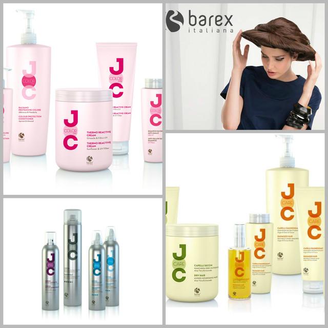 В НАЯВНОСТІ!!! BAREX JOC NEW! Лінія для догляду та відновлення волосся.